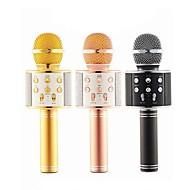 Câblé Bluetooth Microphone Autre Microphone à Condensateur Microphone à Main Pour Microphone de Karaoké