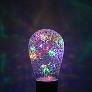 お買い得  LED ボール型電球-YWXLIGHT® 1個 1W 100-200lm E27 LEDボール型電球 16 LEDビーズ 温白色 グリーン ブルー レッド 85-265V