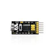 お買い得  -keyestudio ftdi(オリジナルチップ)基本的なプログラムダウンローダusb to ttl ft232usb arduino用ケーブル