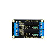 お買い得  -keyestudio arduino用2チャンネルソリッドステートリレーモジュール