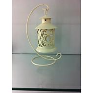 abordables Home Fragrances-Moderno / Contemporáneo Hierro Candelabros Candelero 1pc, Candelero / candelero
