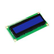 お買い得  -keyestudio 16x2 1602 i2c / twi lcdディスプレイモジュールfor arduino uno r3 mega 2560 white in blue