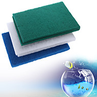 Aquarien Filtermedien Baumwolle / Polyester Mischung