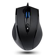 お買い得  マウス-a4tech n 810fx有線オフィスマウスusb 5キー1000 dpi 150 cmケーブル