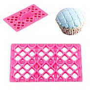 お買い得  キッチン用小物-ベークツール プラスチック ケーキ ケーキ型 1個