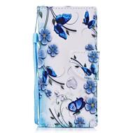 preiswerte Handyhüllen-Hülle Für Sony Sony Xperia XA Xperia XA1 Xperia E5 Kreditkartenfächer Geldbeutel mit Halterung Flipbare Hülle Muster Ganzkörper-Gehäuse