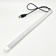 voordelige Lichtbalken-zdm 50 cm usb 5 v waterdicht 15 w 5730 36 leds warm wit / koud wit stijve led-lichtbalken witte pc buis