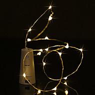 brelong 0.5m 5led viinipullo kupari merkkijono valot joulua häät puolue koristeet