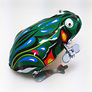 cheap Classic Toys-Wind-up Toy Toys Frog Animals Vintage Retro Pieces Gift