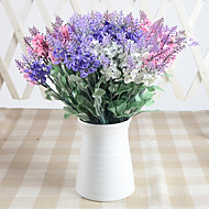 30cm 5 adet 10 baş / dal lavanta 3 renk ev dekorasyon yapay çiçekler