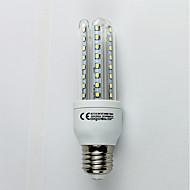 tanie Żarówki LED kukurydza-1szt 9W E27 Żarówki LED kukurydza T30 48 Diody lED SMD 3528 Zimna biel 720lm 6400K AC 110-240V