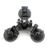 abordables Accesorios para GoPro-Cámara acción / Cámara deporte Kit Accesorios generales Alta Velocidad Tipo Cupula Negro Adecuadas para Vehículos por Cámara acción Gopro