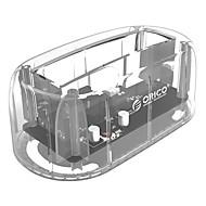 halpa -ORICO Kiintolevykotelo PC (Polykarbonaatti) USB 3.0 ORICO 6139C3-CR