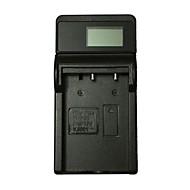 お買い得  -ismartdigi k5001 lcd usbカメラ充電器kodak k5001 fujifilm fnp60 fnp120バッテリー