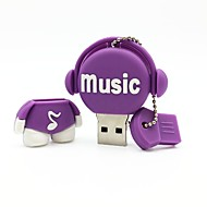 baratos -Ants 4GB unidade flash usb disco usb USB 2.0 Plástico