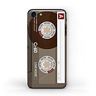 halpa iPhone näytönsuojat-1 kpl Kalvotarra varten Naarmunkestävä Matte Kuviointi PVC iPhone 7