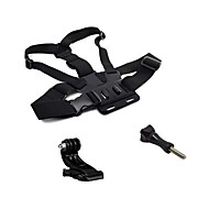 cheap Sports Cameras & Accessories For GoPro-Sports Action Camera Chest Harness Normal Case Glossy Zoomable Outdoor Simple Easy dressing For Action Camera Gopro 6 All Action Camera