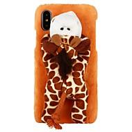 Недорогие Кейсы для iPhone 8-Кейс для Назначение Apple iPhone X iPhone 8 iPhone 8 Plus iPhone 6 iPhone 6 Plus iPhone 7 Plus iPhone 7 болотистый Своими руками Кейс на