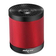 olcso Hangszórók-ZEALOT S5 Bluetooth hangszóró Bluetooth 4.0 3.5mm AUX TF-kártya foglalat Kültéri hangfal Fehér Fekete Sötétkék Szürke Sötétvörös