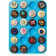 billige -1pc Silikone Multi-funktion Bagning Værktøj 3D For Køkkenredskaber Cake Moulds Bageværktøj