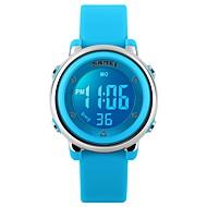 abordables Relojes Mecánicos-SKMEI Mujer Niños Reloj de Pulsera Reloj de Moda Reloj Deportivo Chino Cuerda Automática Calendario Cronógrafo Resistente al Agua Reloj