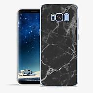 Недорогие Чехлы и кейсы для Galaxy S-Кейс для Назначение SSamsung Galaxy S8 Plus S8 С узором Кейс на заднюю панель Мрамор Мягкий ТПУ для S8 Plus S8 S7 edge S7 S6 edge plus S6