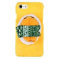 Недорогие Кейсы для iPhone 8 Plus-Кейс для Назначение Apple iPhone 8 iPhone 8 Plus iPhone 6 iPhone 6 Plus iPhone 7 Plus iPhone 7 болотистый Своими руками Кейс на заднюю