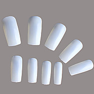 500 PCS Natural Color Full Nail Tips Acrylic Nail Art Tips