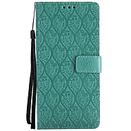 cheap -Case For Samsung Galaxy Note 8 Wallet / Card Holder / with Stand Full Body Cases Solid Colored Hard PU Leather for Note 8 / Note 4 / Note 3