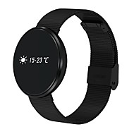 cheap -Smart Bracelet Smartwatch YY-B10 for Android 4.0 / iOS 7 Calories Burned / Pedometers / Message Reminder / Call Reminder / APP Control Timer / Stopwatch / Pedometer / Call Reminder / Activity Tracker