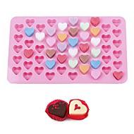 olcso Konyhai eszközök-süteményformákba Szív Candy Fagylalt Cookie Cake Ice Silica Gel DIY Hálaadás Valentin nap Születésnap Sütés eszköz