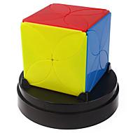 Cubo de rubik Alienígena 3*3*3 Cubo velocidad suave Cubos Mágicos rompecabezas del cubo Brillante Regalo