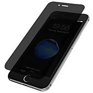 Недорогие Защитные плёнки для экрана iPhone-Защитная плёнка для экрана Apple для iPhone 7 Plus Закаленное стекло 2 штs Защитная пленка на всё устройство Anti-Spy Уровень защиты 9H