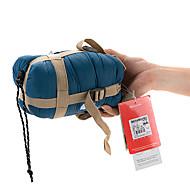 billige -Sovepose Rektangulær 20 ° C Mini Hold Varm Bærbar Ultra Lett (UL) 190X70 Vandring Camping Multifunktion Utendørs Reise Naturehike Singel