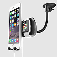 abordables Soportes y Monturas para Apple Watch-Apple Watch Soporte con Adaptador Metal Coche