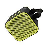 お買い得  スピーカー-NR1017 Speaker 屋外 Bluetoothスピーカー ブルートゥース4.1 オーディオ(3.5 mm) グリーン ブラック イエロー レッド ブルー