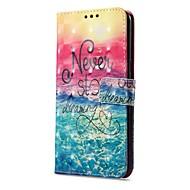 Χαμηλού Κόστους Θήκες κινητών τηλεφώνων-tok Για OnePlus OnePlus 5Τ 5 Θήκη καρτών Πορτοφόλι με βάση στήριξης Ανοιγόμενη Μαγνητική Με σχέδια Πλήρης Θήκη Τοπίο Σκληρή PU δέρμα για