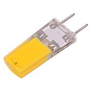 abordables Luces LED de Doble Pin-1pc 3W 260 lm Luces LED de Doble Pin 1 leds COB Luces LED Blanco Cálido AC 220-240V