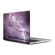 olcso MacBook védőburkok, védőhuzatok, táskák-MacBook Tok mert Látvány Műanyag Anyag Az új 15 hüvelykes MacBook Pro Az új 13 hüvelykes MacBook Pro MacBook Pro 15 hüvelyk MacBook Air