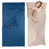 billige -Naturehike Sovepose For Rektangulær 20°C Bærbar Ultra Lett (UL) Avslapning på reisen 210*100X100 Camping & Fjellvandring Utendørs Reise
