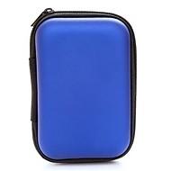 お買い得  MacBook 用ケース/バッグ/スリーブ-アクセサリー収納バッグ ソリッド PUレザー のために ヘッドフォン / イヤホン