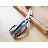 お買い得  キッチン用小物-キッチンツール ステンレス鋼 パータブル はさみ 1個