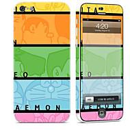 Недорогие Защитные плёнки для экрана iPhone-1 ед. Наклейки для Защита от царапин Лолита Узор PVC iPhone 5c