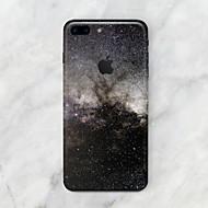 Недорогие Защитные плёнки для экрана iPhone-1 ед. Наклейки для Защита от царапин Цвет неба Узор PVC