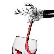 abordables Abridores y Accesorios de Bar-Tapones de vino Legierung, Vino Accesorios Alta calidad CreativoforBarware 11.8*8 0.088