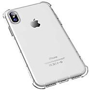 お買い得  -ケース 用途 Apple iPhone X 耐衝撃 クリア ソフト のために