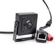 お買い得  -hqcam®720pのonvif 1/4のCMOS h62の1.0mpの25fpsのセキュリティミニipカメラcctv 3.7mmのレンズ監視IPカメラ