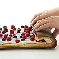 お買い得  キッチン用小物-ケーキ型 長方形 パイのための パン シリカゲル 非粘着性