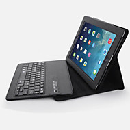 abordables Teclados para iPad-Bluetooth teclado ergonómico Recargable por iPad mini 2 iPad Mini 3 IPad mini 4 Bluetooth
