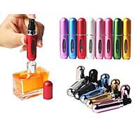 abordables Botellas para Cosmética-Botes para Cosméticos Aluminio Metalic 1 Un Color Others
